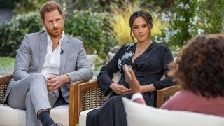 Så kollar du på Harry och Meghans intervju med Oprah