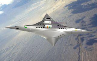 Bidirectional Flying Wing