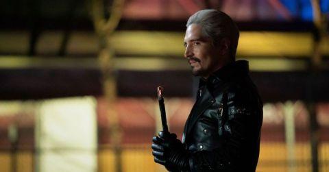 David Dastmalchian as Abra Kadabra in 'The Flash.'
