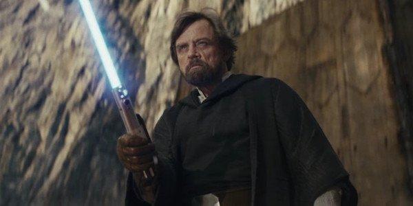 New Star Wars: Episode IX Rumor Claims Luke Skywalker Will Be Ridiculously Power...