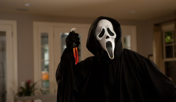 Scream 4 ghostface