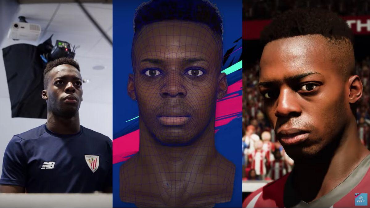 Fifa 19 Gets 200 La Liga Player Faces And 16 New Spanish Stadiums