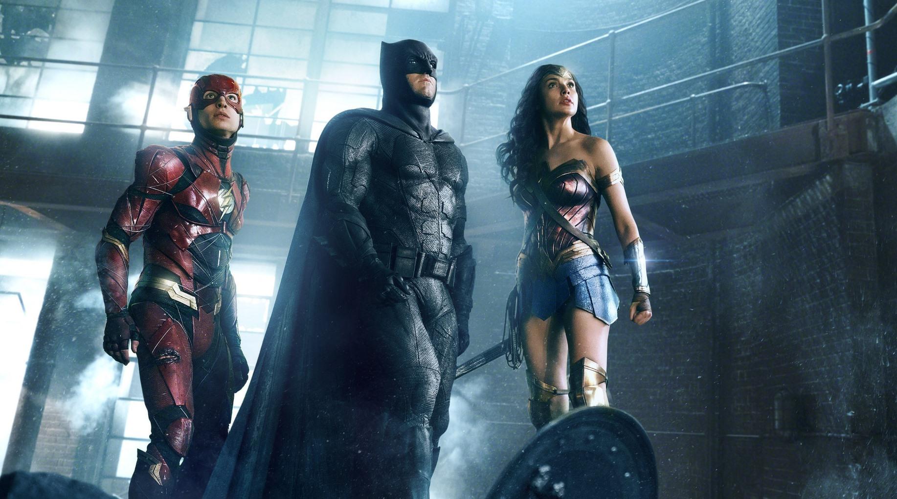 Justice League review   GamesRadar+