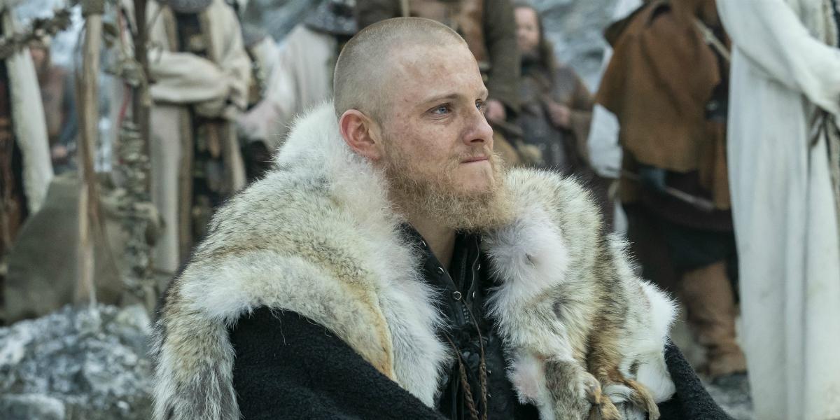 Vikings Gave Bjorn Huge Decisions To Make With Hvitserk And Gunnhild