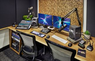 Stitcher Podcast Studios