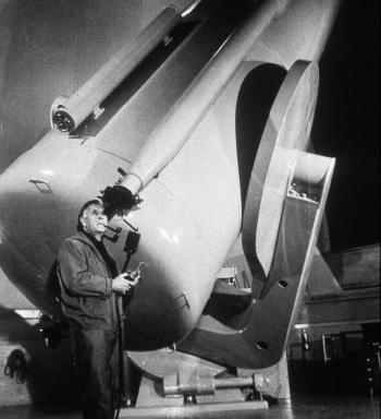Edwin Powell Hubble: Biography   Space