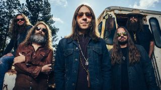 Atlanta's Blackberry Smoke are to release a six-track acoustic EP: watch the video for Run Away From It All