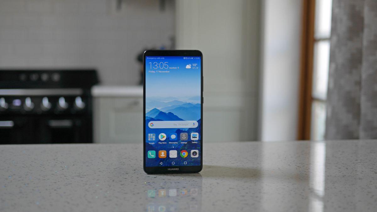 Huawei smartphone Mate ten Pro
