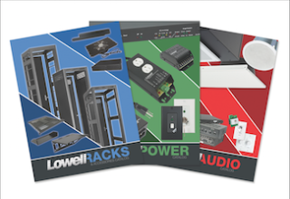 Lowell Releases New Catalog for Power Products