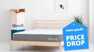 Allswell mattress sale takes 15% off the 5-star rated Luxe Hybrid