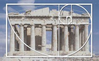 Golden ratio: Pantheon