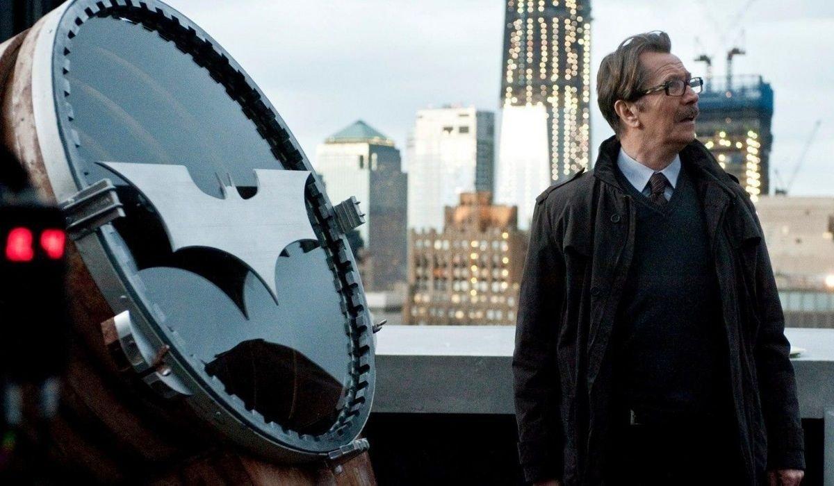 The Dark Knight Rises Jim Gordon