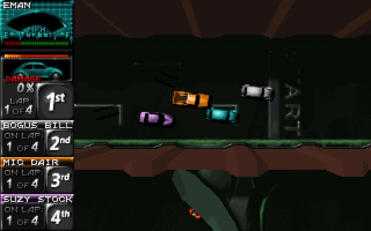 hCANsnj7onwzJU6JVW6EQj 1200 80 The original Death Rally is now free on Steam, forever null