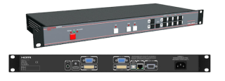 Calibre's Digital Signage LED Videowall Scaler