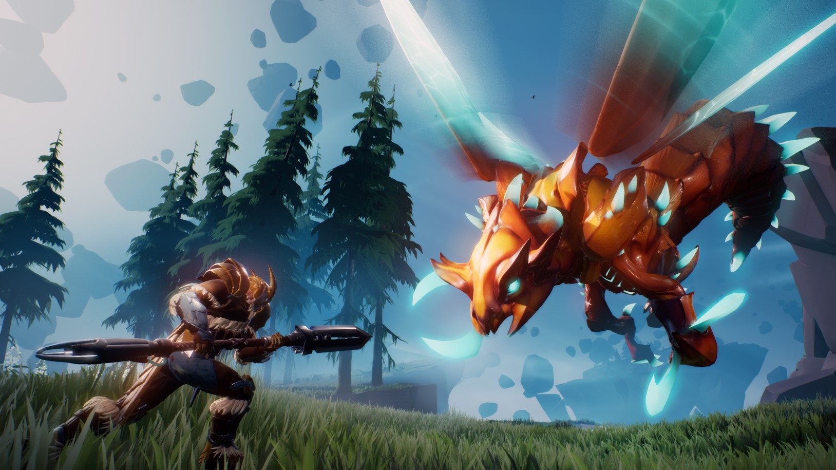 Dauntless added half a million new players in its first 24 hours out of beta | PC Gamer