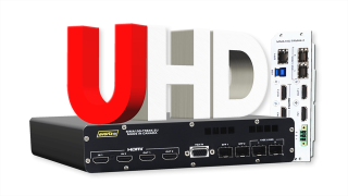 EvertzAV Introduces 4K/UHD HDMI Gateways