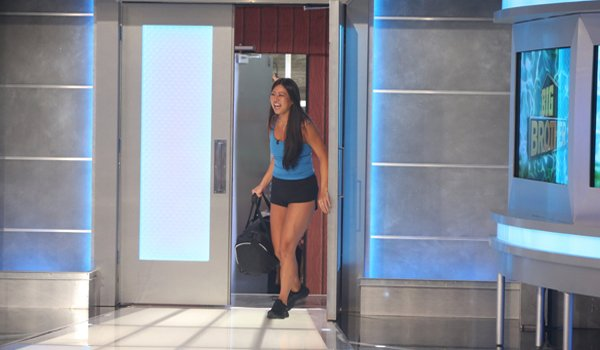 Big Brother 21 Isabella Bella Wang walks out after being evicted Big Brother house