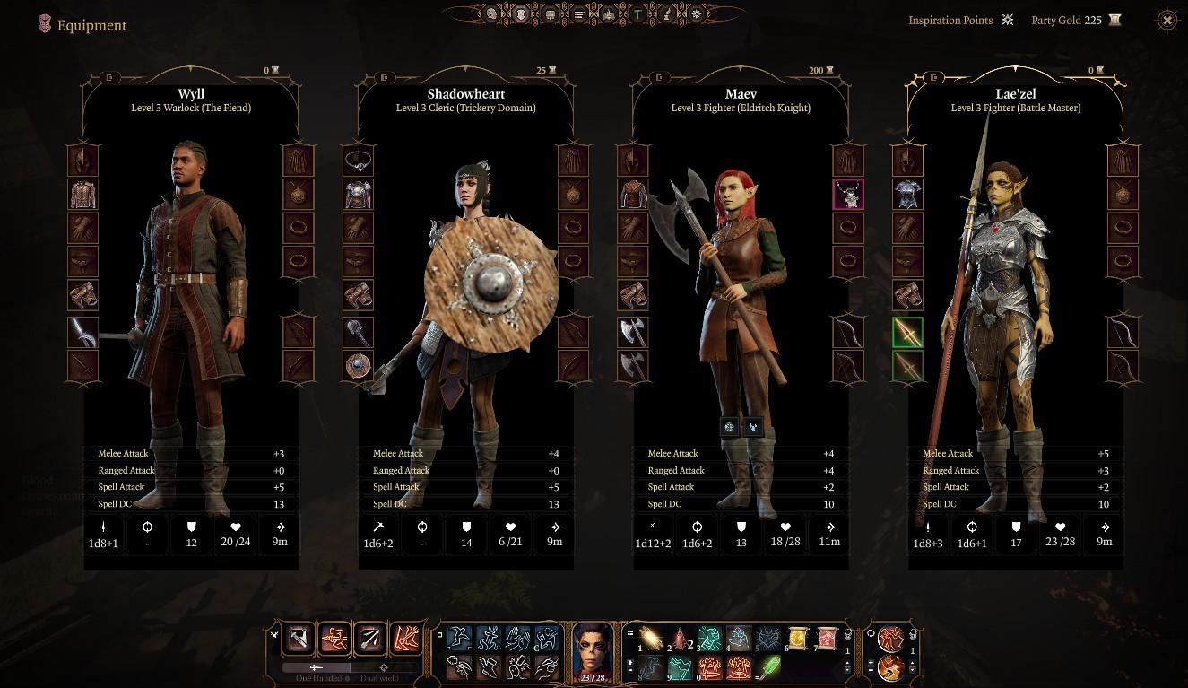 The Best Baldur S Gate 3 Class Options And How To Use Them Gamesradar