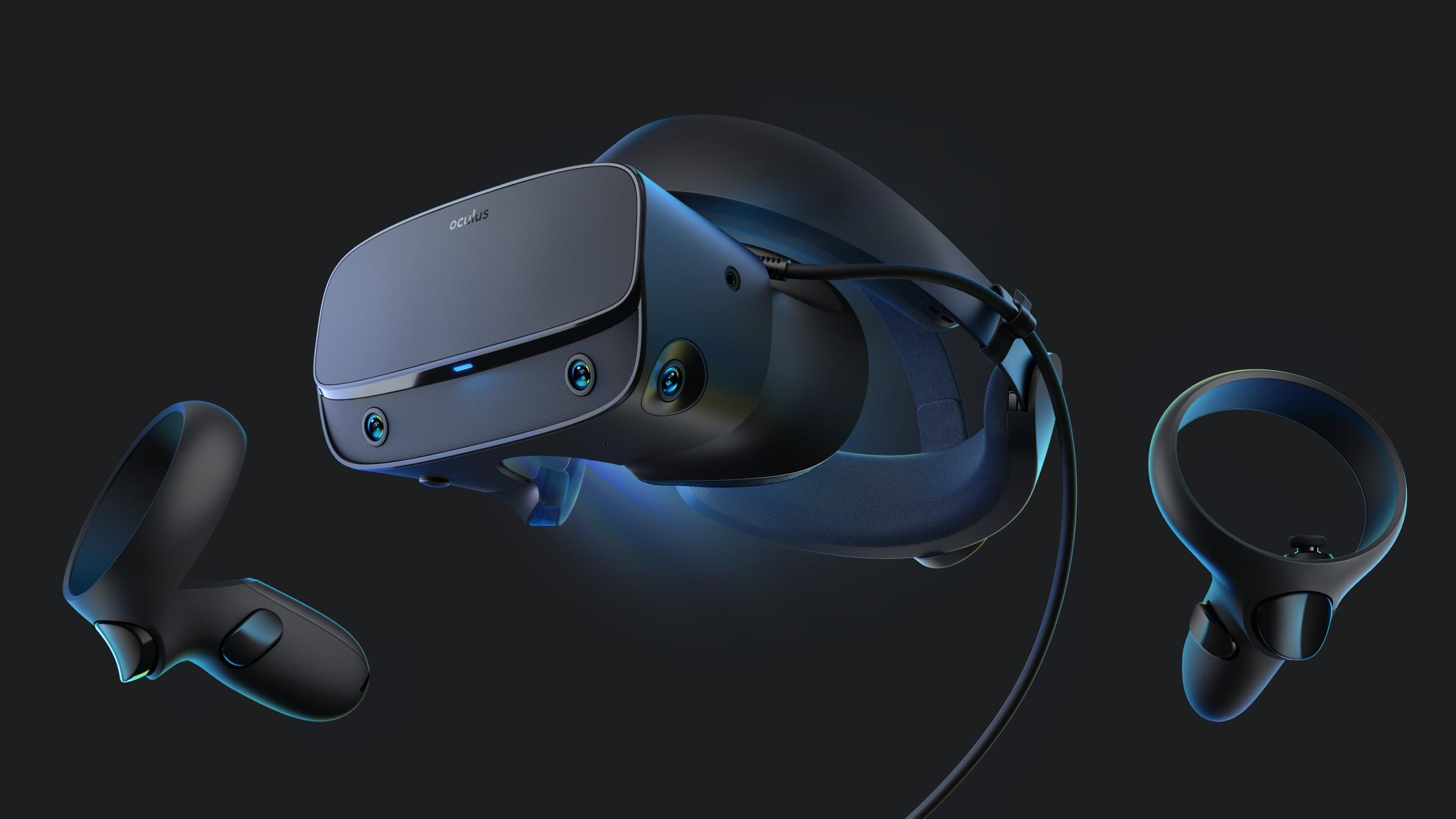 Oculus Rift S review | PC Gamer