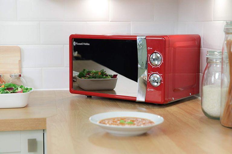 Best microwaves: Russell Hobbs RHMM701R