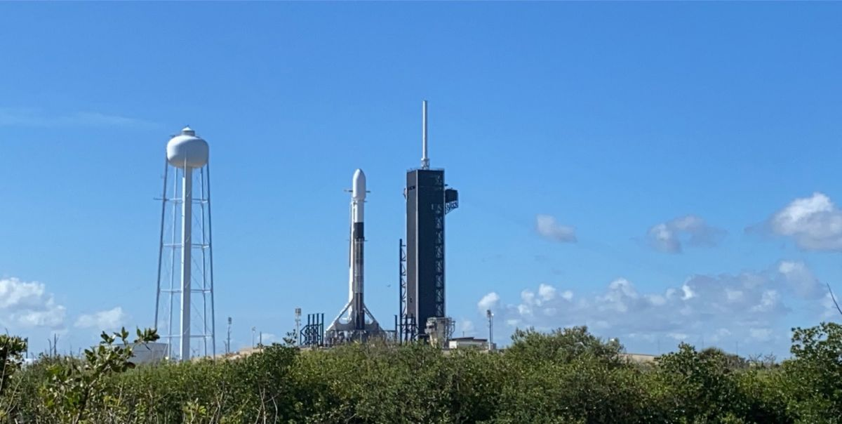 LAUNCH DELAY: SpaceX calls of Starlink/BlackSky satellite launch - Space.com