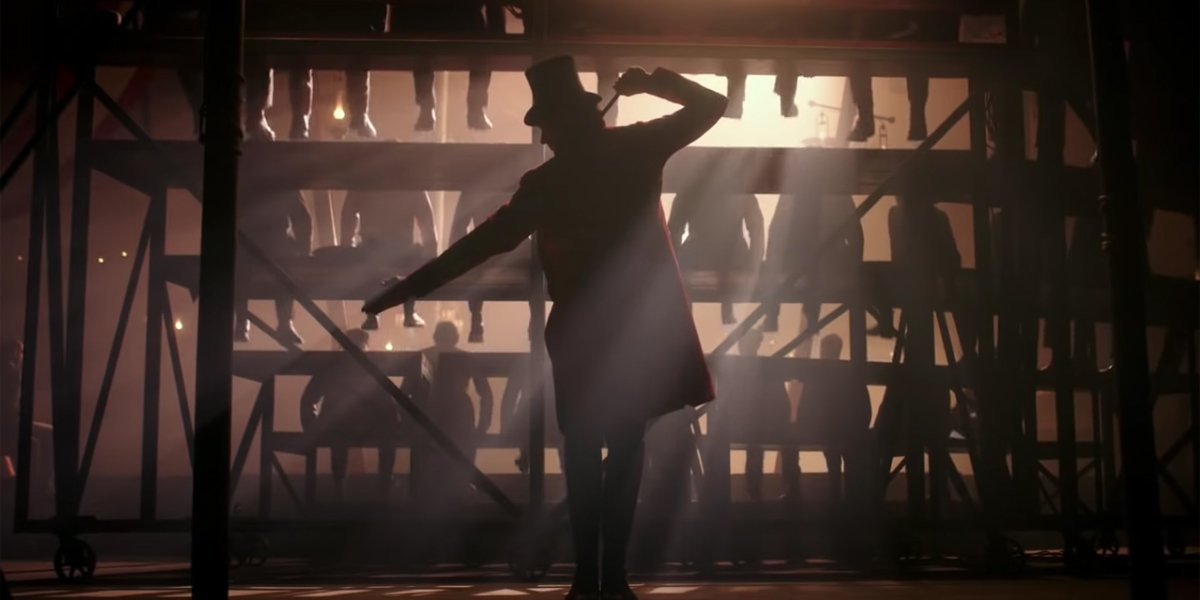 Hugh Jackman performs the Greatest Show from The Greatest Showman