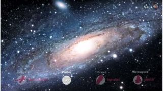 The Andromeda Galaxy's Coat of Many Colors