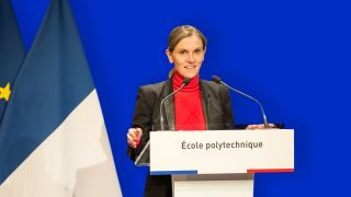 Secretary of State to the Minister of Economy and Finance, Agnès Pannier-Runacher
