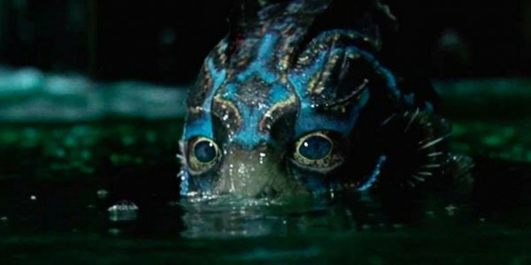 the shape of water still