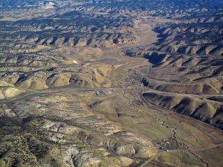 White River in Colorado