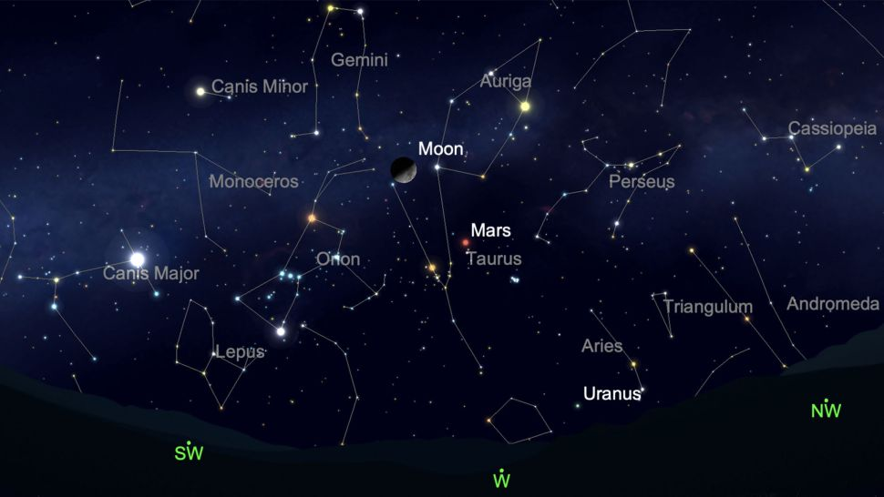 Spring skywatching: Big Dipper and a 'big' little moon reign in the night sky this month