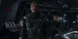 How The Mandalorian's Pedro Pascal Felt About Mando And Baby Yoda's Emotional Finale Moment