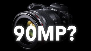 """90MP Canon EOS RS """"finished product"""" being field tested?"""