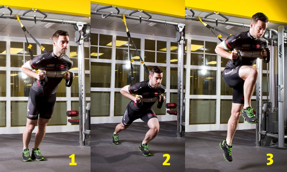 Trx Training Indoor Core Workouts And Moves To Practise