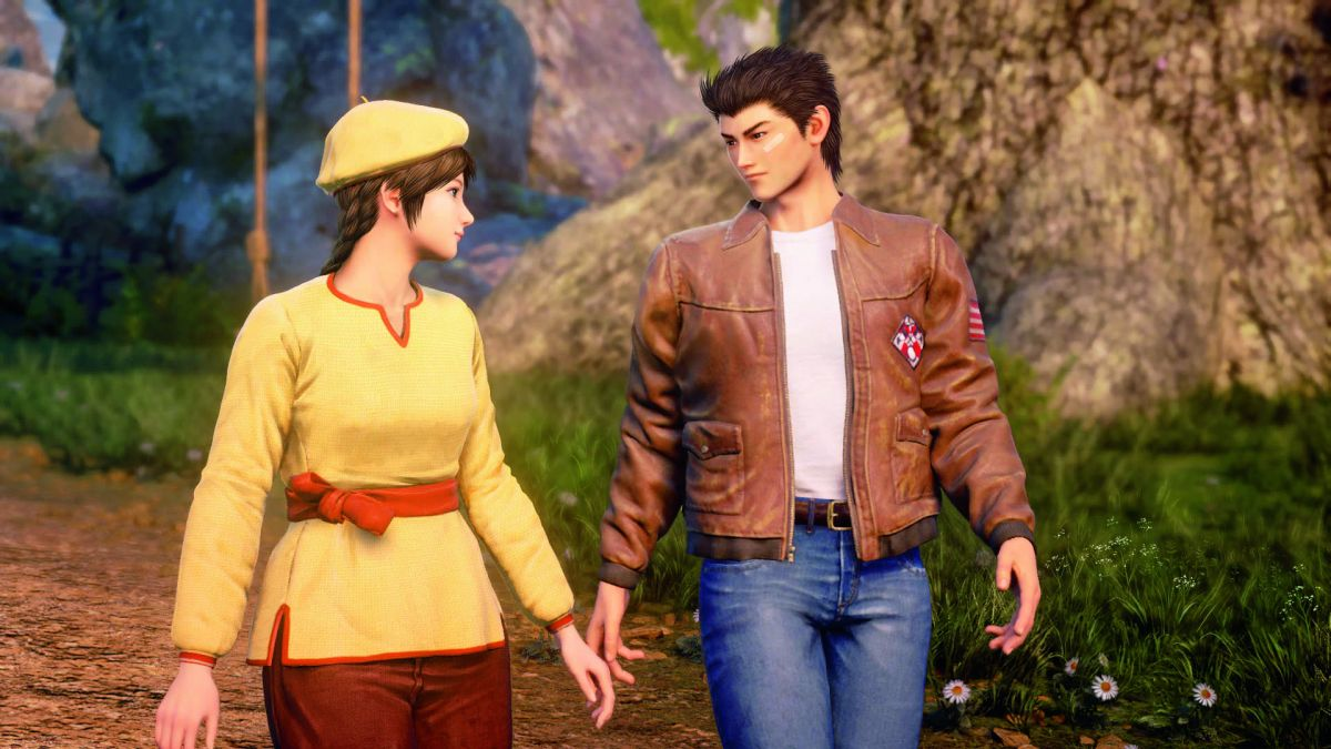 Shenmue 3 backers can request the game on Steam, but there's a chance they'll never get it