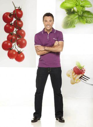 Gino D'Acampo: 'Food saved my life!'