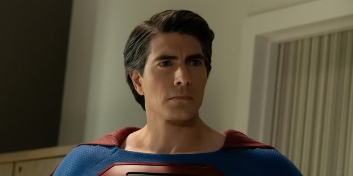 crisis on infinite earths brandon routh superman the cw