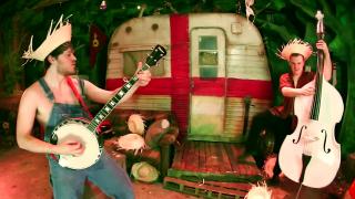 Metallica banjo Master of Puppets