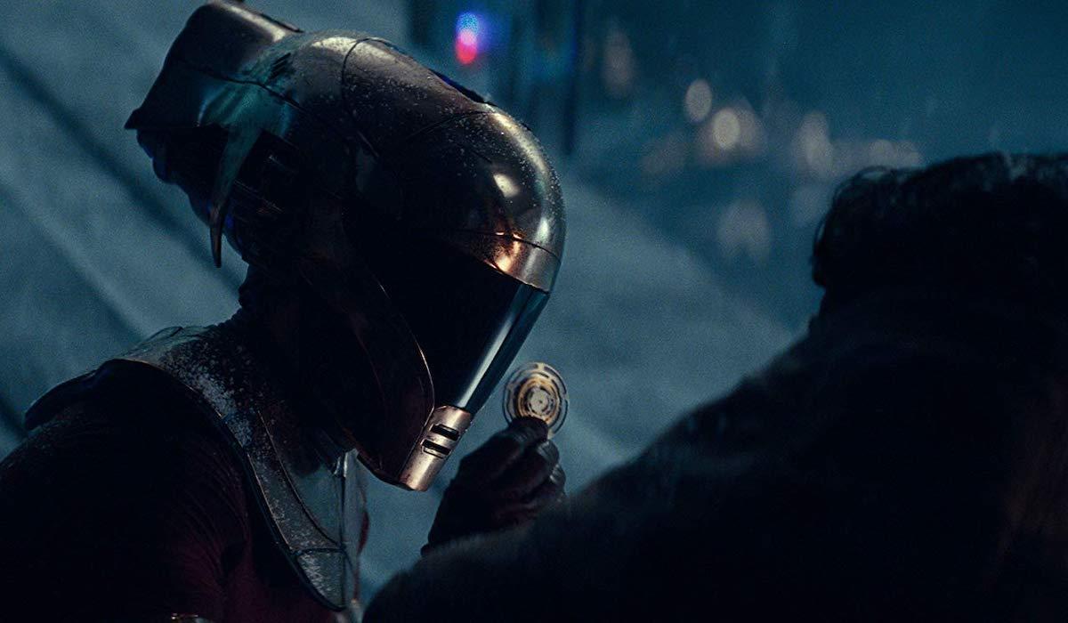 Zorii Bliss in Star Wars: Rise of Skywalker