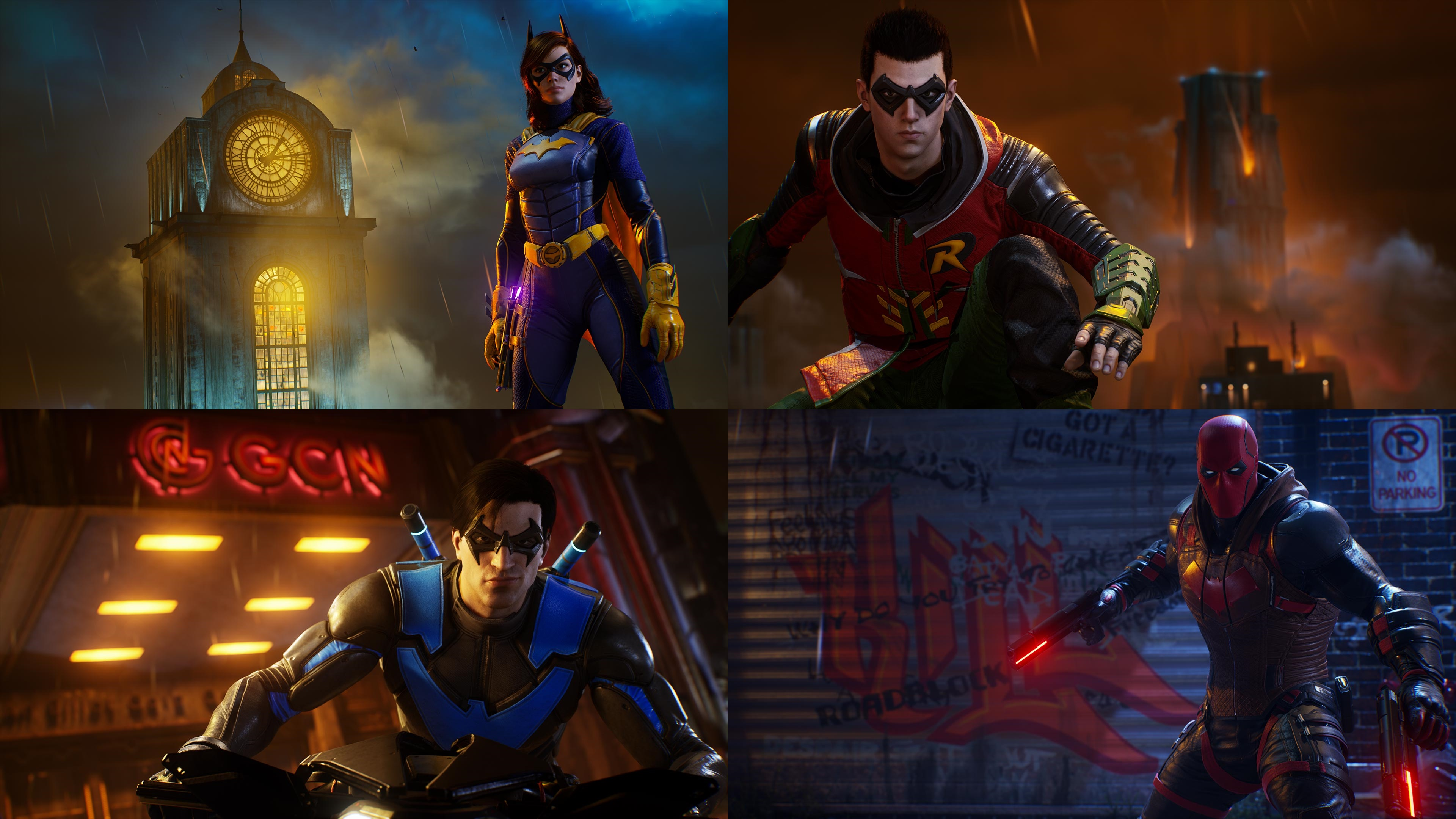 Gotham Knights release date, trailers, gameplay, news and rumors thumbnail