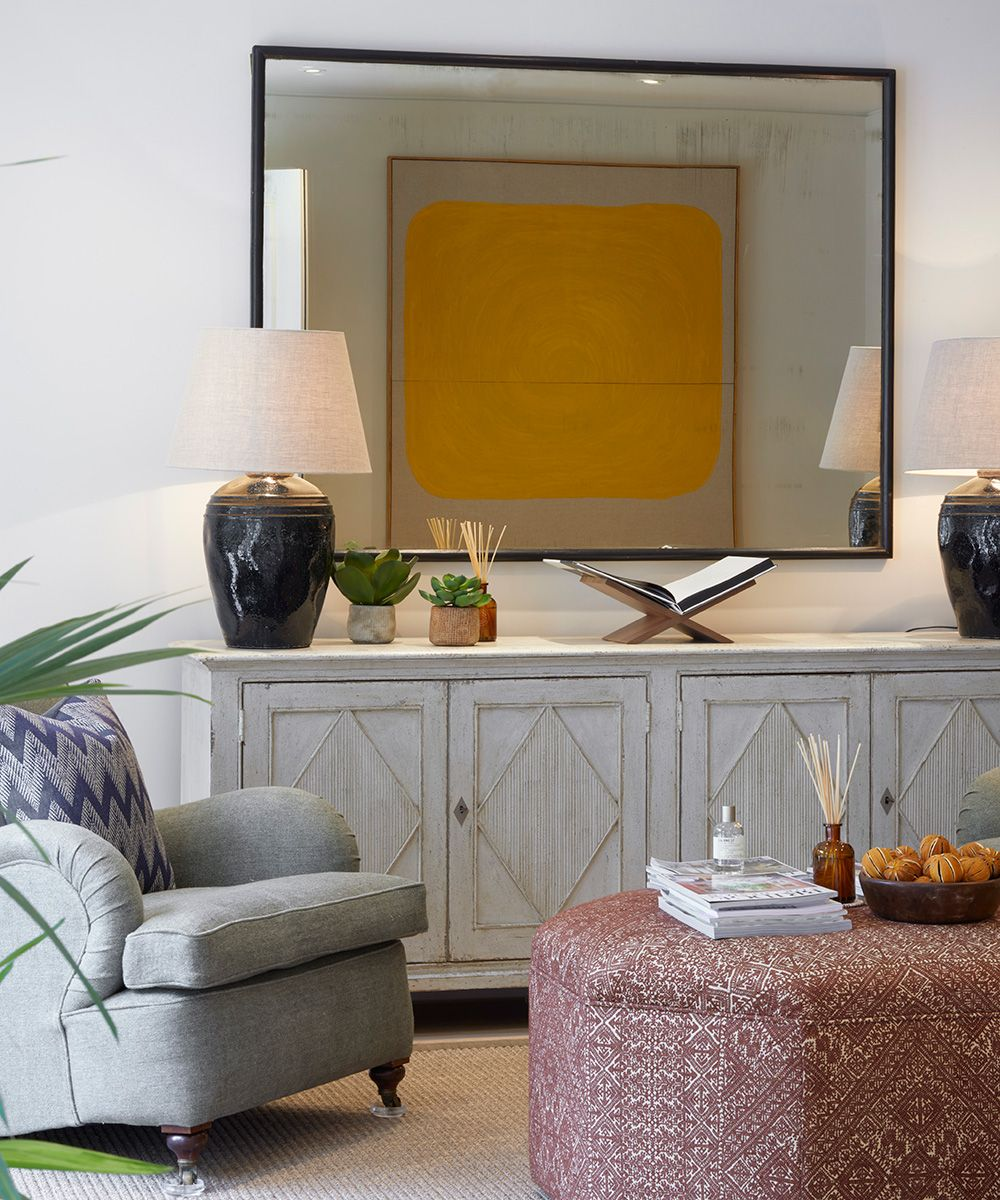An interior designer shares 10 ways to decorate small spaces