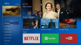 Sky Q subscribers can now watch Netflix in HDR