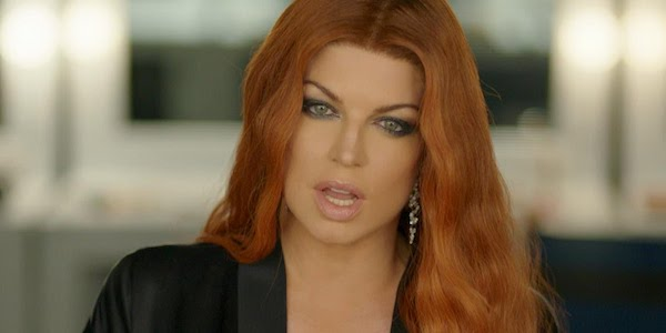 Fergie in Save It Til Morning music video 2017