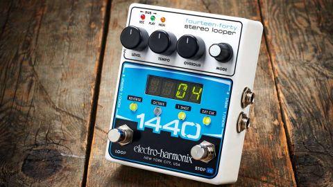 EHX 1440 Stereo Looper