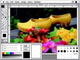 Online museum tracks Photoshop's design history | Creative Bloq