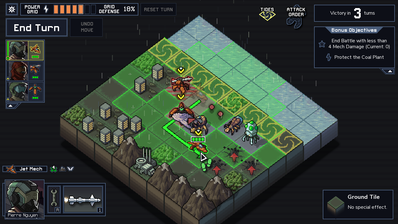 Best PC games: Into The Breach