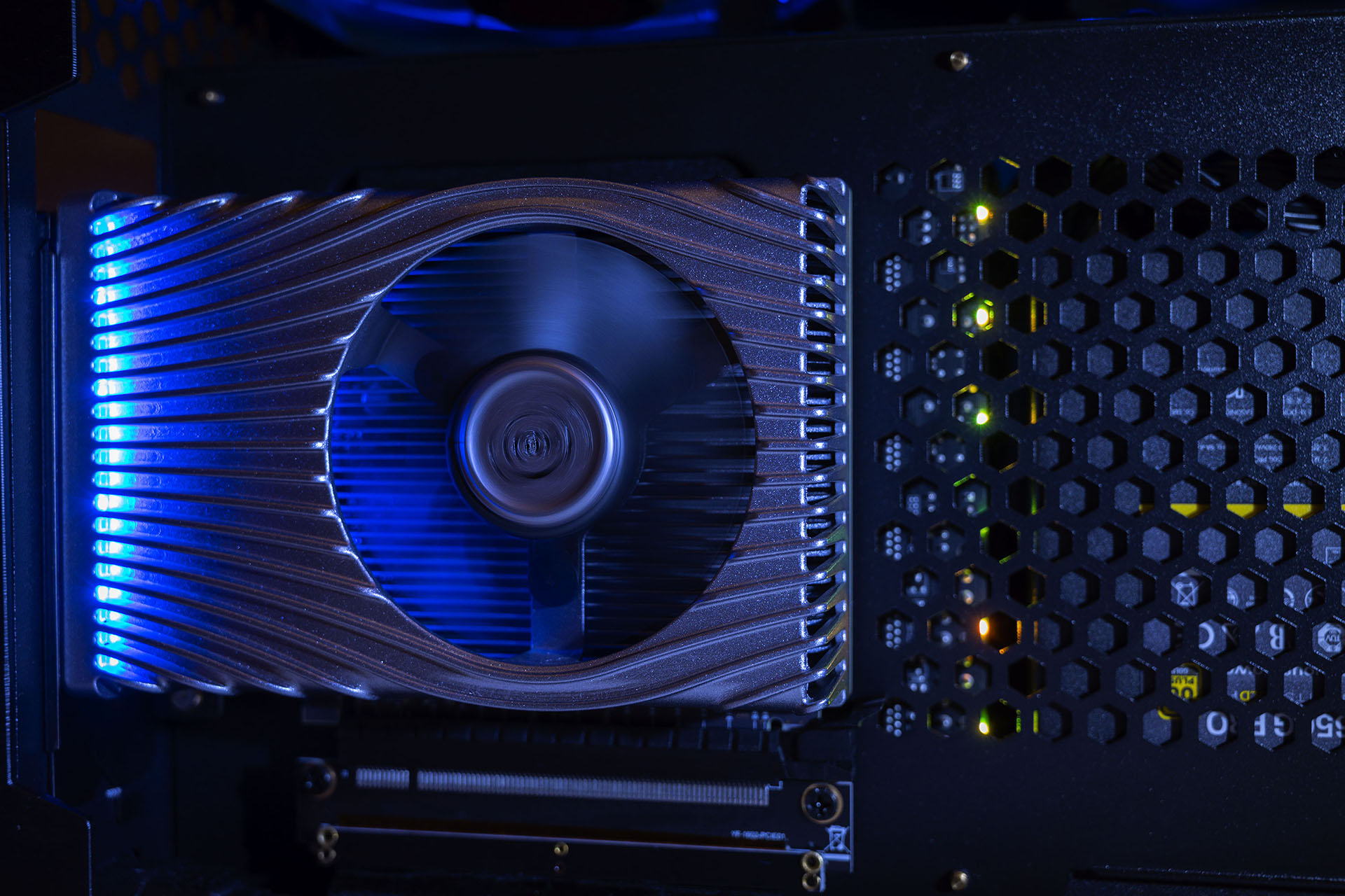Intel is already benchmarking its high-end gaming GPU in 3DMark