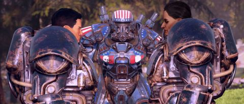 Fallout 76 Steel Reign review — Shin and Rahmani face off