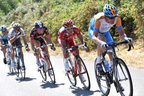 David Millar, Tour de France 2009, stage 19