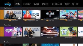 Sling TV's Valentine's Day promotion offers over 100 channels for free